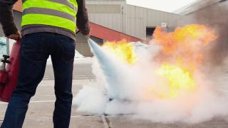 Fire Extinguisher Training Australia